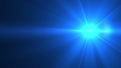 Lens Flare Sparkle 01 Stock Footage