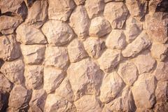 abstract surface of the stone wall. - stock photo