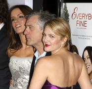 Stock Photo of kate beckinsale, robert de niro and drew barrymore .afi fest 2009 screening o
