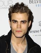 paul wesley.stk and coco de ville host mischief night 2009.held at stk.los an - stock photo