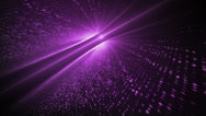 Stock Video Footage of Symmetry Purple
