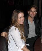 Lauren conrad and kyle howard.sbe's hyde lounge grand opening at the staples  Kuvituskuvat