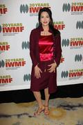 hunter tylo.4 th annual the iwmf courage in journalism awards .held at the be - stock photo