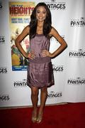 """Stock Photo of broadway musical los angeles premiere of  """"in the heights"""""""