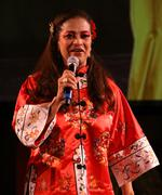 Debbie allen.an evening of innovation and inspiration in the forbidden city i Stock Photos