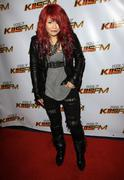 Allison iraheta .kiis fm's jingle ball 2009.held at nokia la live theatre.lo Stock Photos
