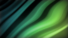 Wavy Lines Blue Green - stock footage