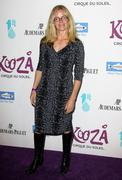 Stock Photo of elisabeth shue.kooza, the big top touring show from cirque du soleil.held at