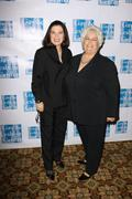anita rosenstein and luann boyle.38th anniversary gala .held at the hyatt reg - stock photo