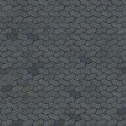 seamless pavement texture - stock photo