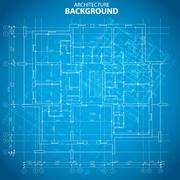 Architecture background Stock Illustration