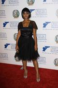 Angell conwell.2009 world magic awards .held at the barker hanger.santa monic Stock Photos