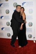 Daniel baldwin and wife joanne smith-baldwin.2009 world magic awards .held at Stock Photos