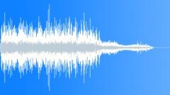 Cartoon braking slide long - sound effect