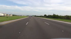 Stock Video Footage of Driving on Highway, Interstate Roads, Cars