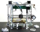 Stock Photo of 3d printer