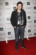 Stock Photo of cory monteith.maxim and ubisoft celebrate the launch of 'assassin's creed ii'