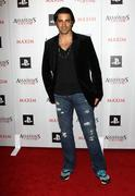 Stock Photo of gilles marini.maxim and ubisoft celebrate the launch of 'assassin's creed ii'