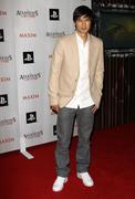 harry shum jr.maxim and ubisoft celebrate the launch of 'assassin's creed ii' - stock photo
