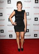 Stock Photo of lo bosworth.maxim and ubisoft celebrate the launch of 'assassin's creed ii' .