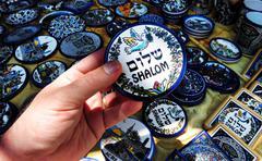 Travel photos of israel - acer akko Stock Photos