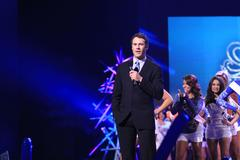Stock Photo of chris jacobs.miss california 2010 pageant preliminaries day1.held at agua cal