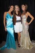 Stock Photo of miss california teen usa chelsea gilligan, miss usa – kristen dalton and mis