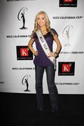Stock Photo of miss usa  kristen dalton.miss california 2010 pageant preliminaries day2.held