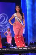 miss la mirada.miss california 2010 pageant preliminaries day2.held at agua c - stock photo