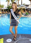 Stock Photo of tami farrell miss california usa 2009.miss california 2010 pageant preliminar