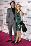 James franco and ahna o'reilly.moca new 30th anniversary gala.held at moca.lo Stock Photos