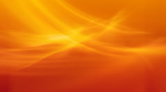 Abstract Orange Dream Background Stock Footage