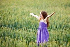 Stock Photo of happy little child
