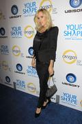 "Stock Photo of jenny mccarthy.oxygen tv and ubisoft celebrate ""your shape"" featuring jenny m"