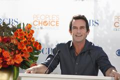 Stock Photo of jeff probst.people's choice awards 2010 - nomination announcement press confe