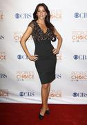 Sofia vergara.people's choice awards 2010 - nomination announcement press con Stock Photos