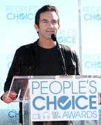 2011 people's choice awards - nominations announcement - stock photo