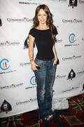"Stock Photo of jennifer love hewitt.children's institute hosts ""poker for a cause"" celebrity"