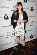 "Stock Photo of sara rue.children's institute hosts ""poker for a cause"" celebrity poker tourn"
