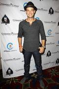 "Stock Photo of children's institute hosts ""poker for a cause"" celebrity poker tournament arr"