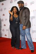 "Oprah winfrey and tyler perry.afi fest 2009 ""precious"" premiere.held at graum Stock Photos"