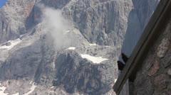 Alps - Under the Dachstein peak - 06 Stock Footage