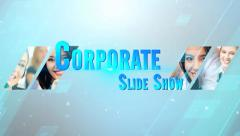 Corporate Glossy Presentation Stock After Effects