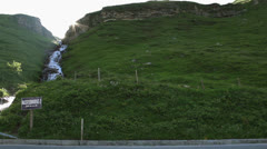 Alps - Grossglockner Alpine Road - 17 - stock footage