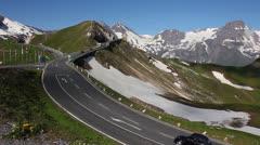 Alps - Grossglockner Alpine Road - 13 Stock Footage