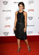 "Shenae grimes.""the september issue"" los angeles special screening.held at los Stock Photos"