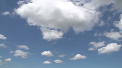 Clouds 6 Stock Footage