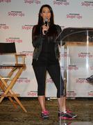 Skechers shape-ups announces global partnership with kim kardashian and kris  Stock Photos