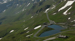 Alps - Grossglockner Alpine Road - 10 Stock Footage