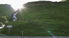 Alps - Grossglockner Alpine Road - 16 Stock Footage